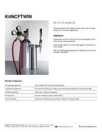 Brochure KitNCFTWIN