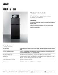 Brochure MRF1119B