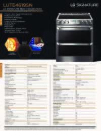 LUTE4619SN Spec Sheet