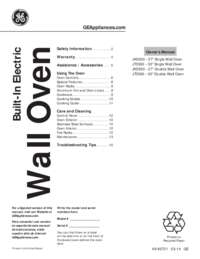 Owner's Manual