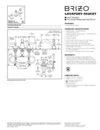 BSP L 65340LF Rev D