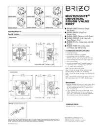 BSP B R60000 Rev E