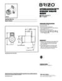 BSP B R84100 Rev B