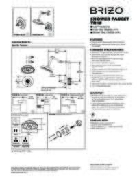 BSP B T60035 LHP Rev A