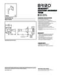 BSP B T66630 Rev F