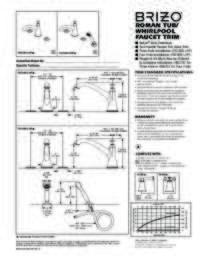 BSP B T67305 LHP Rev E
