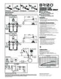BSP B T67361 LHP Rev D