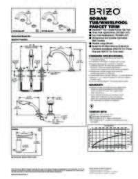BSP B T67385 LHP Rev F