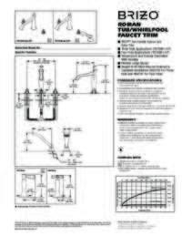BSP B T67390 LHP Rev E