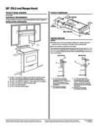 Dimensions Sheet