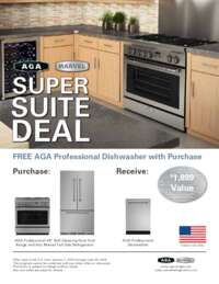Aga Professional - A Super Suite Deal (up to $1899 value)