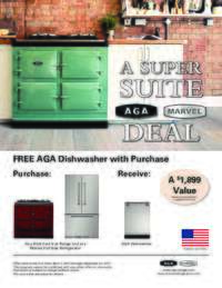 Aga - A Super Suite Deal (up to $1899 value)