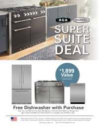 Aga Mercury - A Super Suite Deal (up to $1899 value)