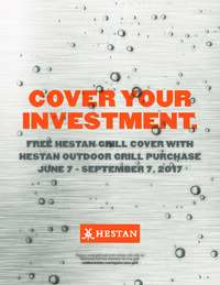 Hestan - Cover Your Investment (up to $349 value)