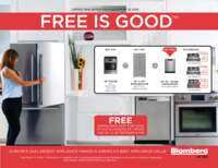 Blomberg - Free Is Good Offer (up to $479 value)