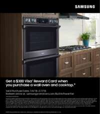 Samsung - Built-In Power Pair Offer ($300 value)