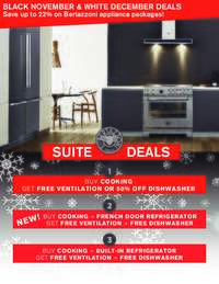 Bertazzoni - Save Up To 22% on Appliance Packages