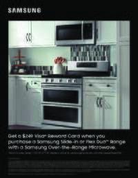 Samsung - Microwave Power Pair ($249 value)