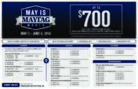 Maytag - May Is Maytag Month Rebate (Up To $700 value)
