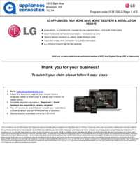 LG - November Rebate Up to $675 Off