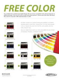 Capital - Free Color Promotion