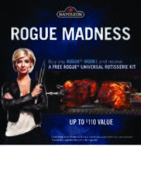 Napoleon - Rogue Madness Event (up to $110 value)