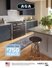 AGA - Mercury Range Offer ($750 value)