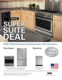 AGA - Super Suite Deal (up to $1989 value)