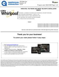 Whirlpool - March Rebate Up to $700 Off