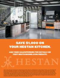Hestan - Cook More Save More Event ($1000 value)