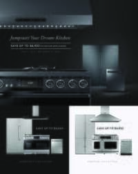 Dacor - JumpStart Your Dream Kitchen (up to $6932 value)