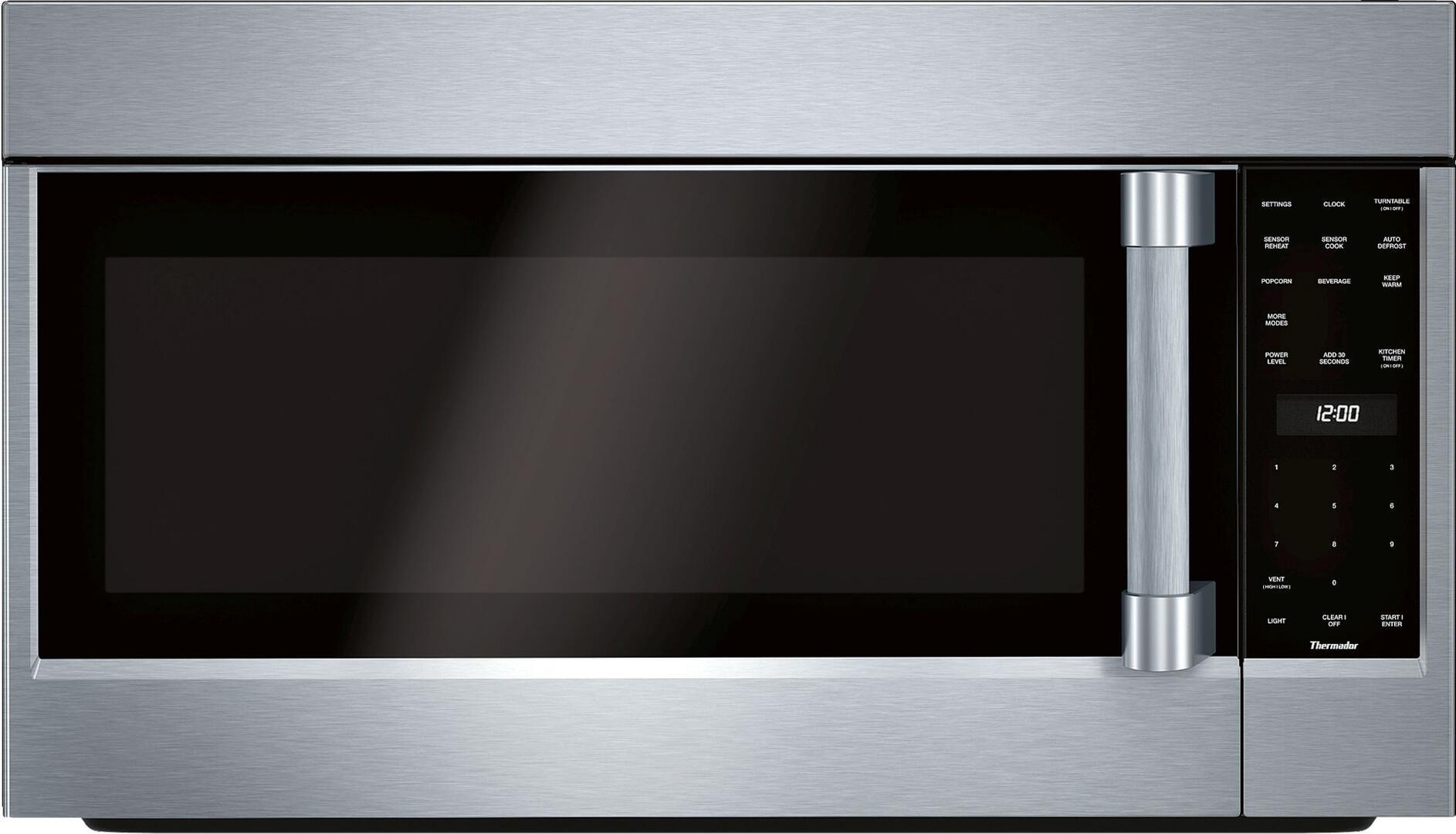 Range Microwave With 2 1 Cu Ft