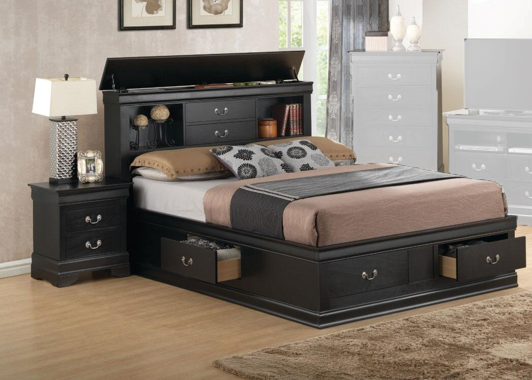 Glory Furniture G3150b Ksbedroomset 2 Piece Bedroom Set With King