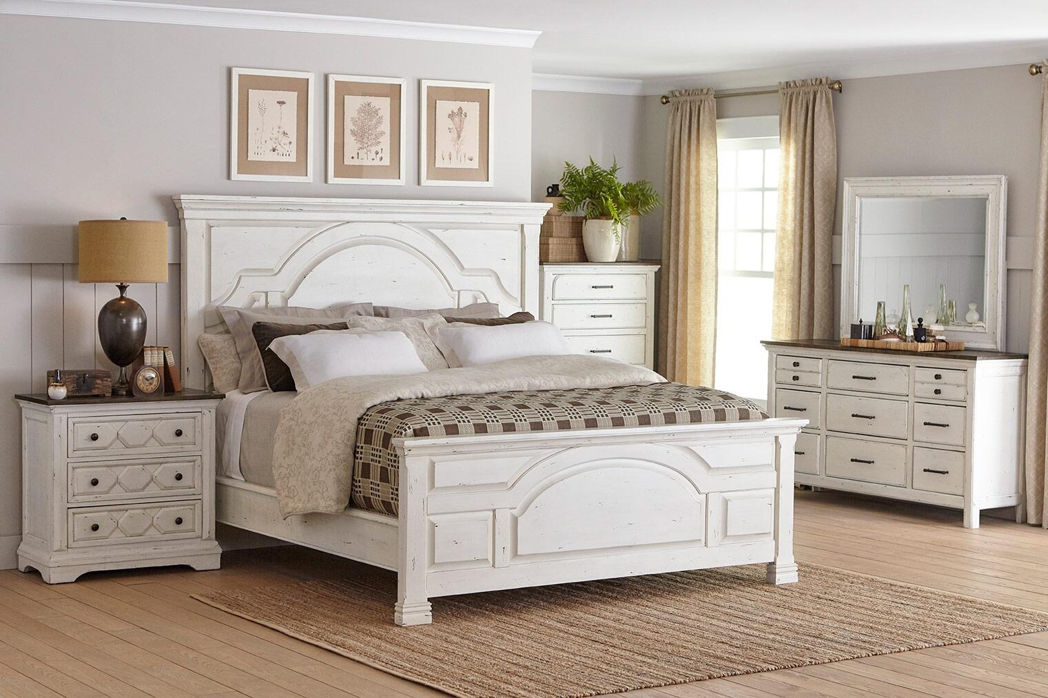 Coaster Celeste 5 Piece Queen Size Bedroom Set