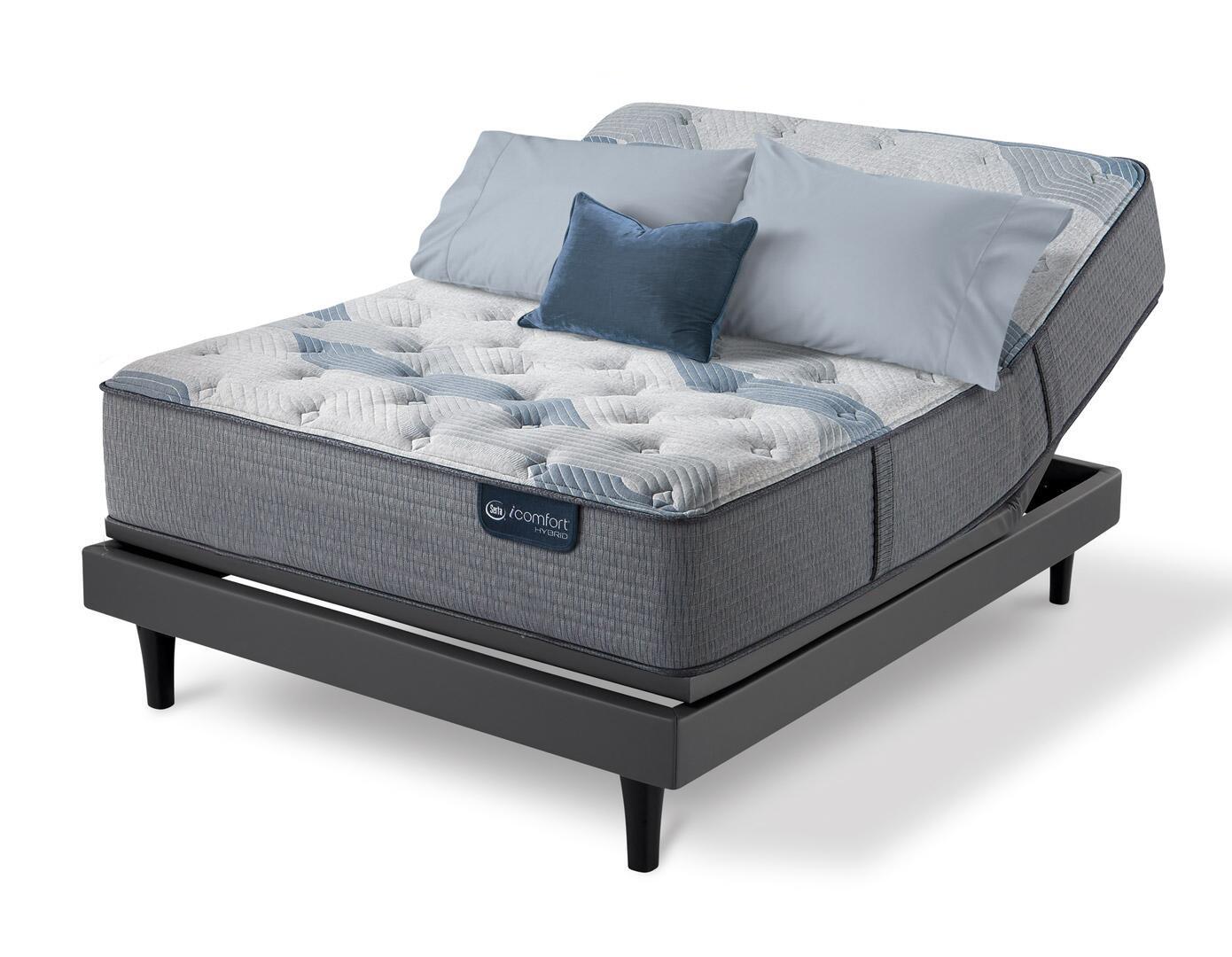 Icomfort By Serta Icomfort Hybrid 500820482 Fmp3 Set With Blue