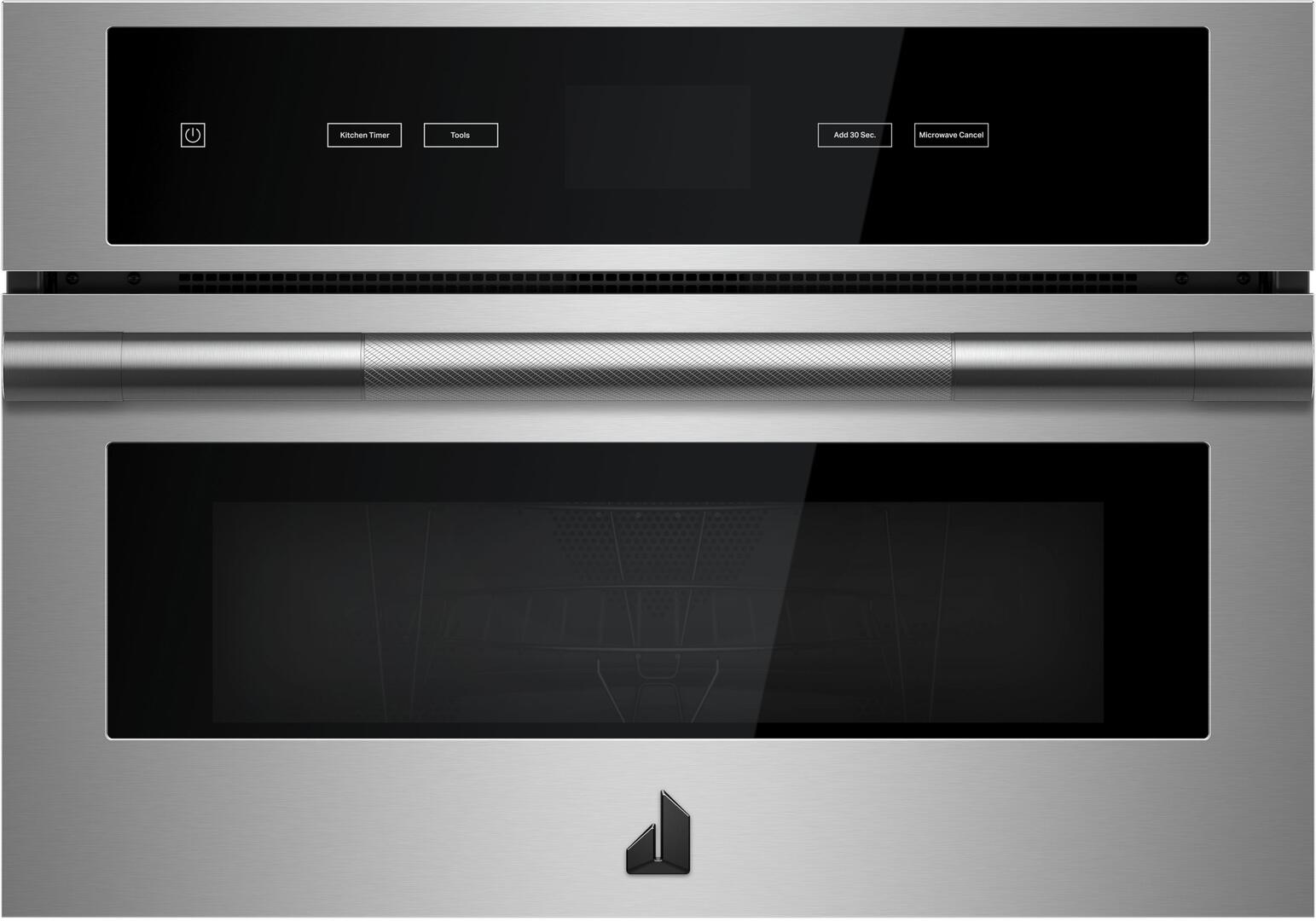 Jenn Air Microwave >> Jenn Air Jmc2427il Rise Series 27 Inch Stainless Steel Built In 1 4 Cu Ft Capacity Microwave Oven