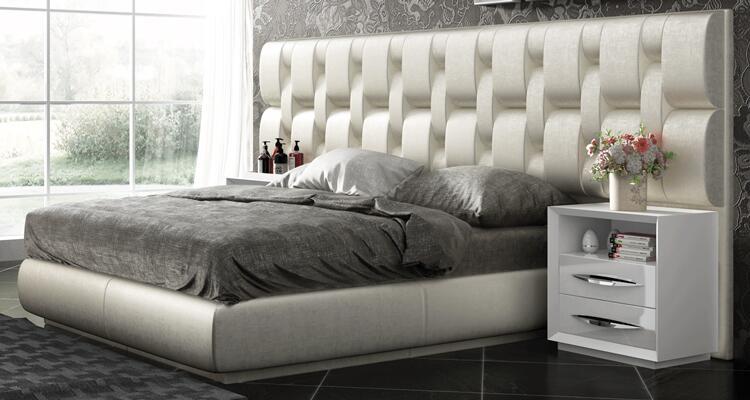 ESF Emporio 3 Piece Queen Size Bedroom Set