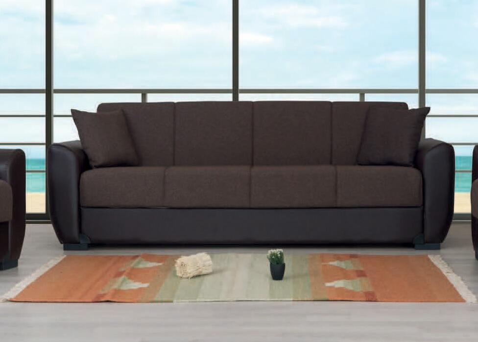 Alpha Furniture Primo Sofa 88 Inch