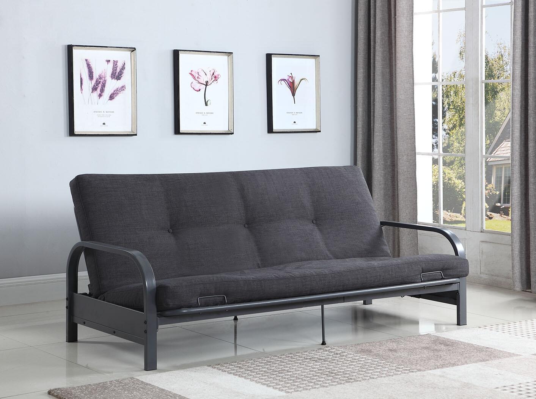 Coaster 360008 77 Inch Futon Sofa Bed