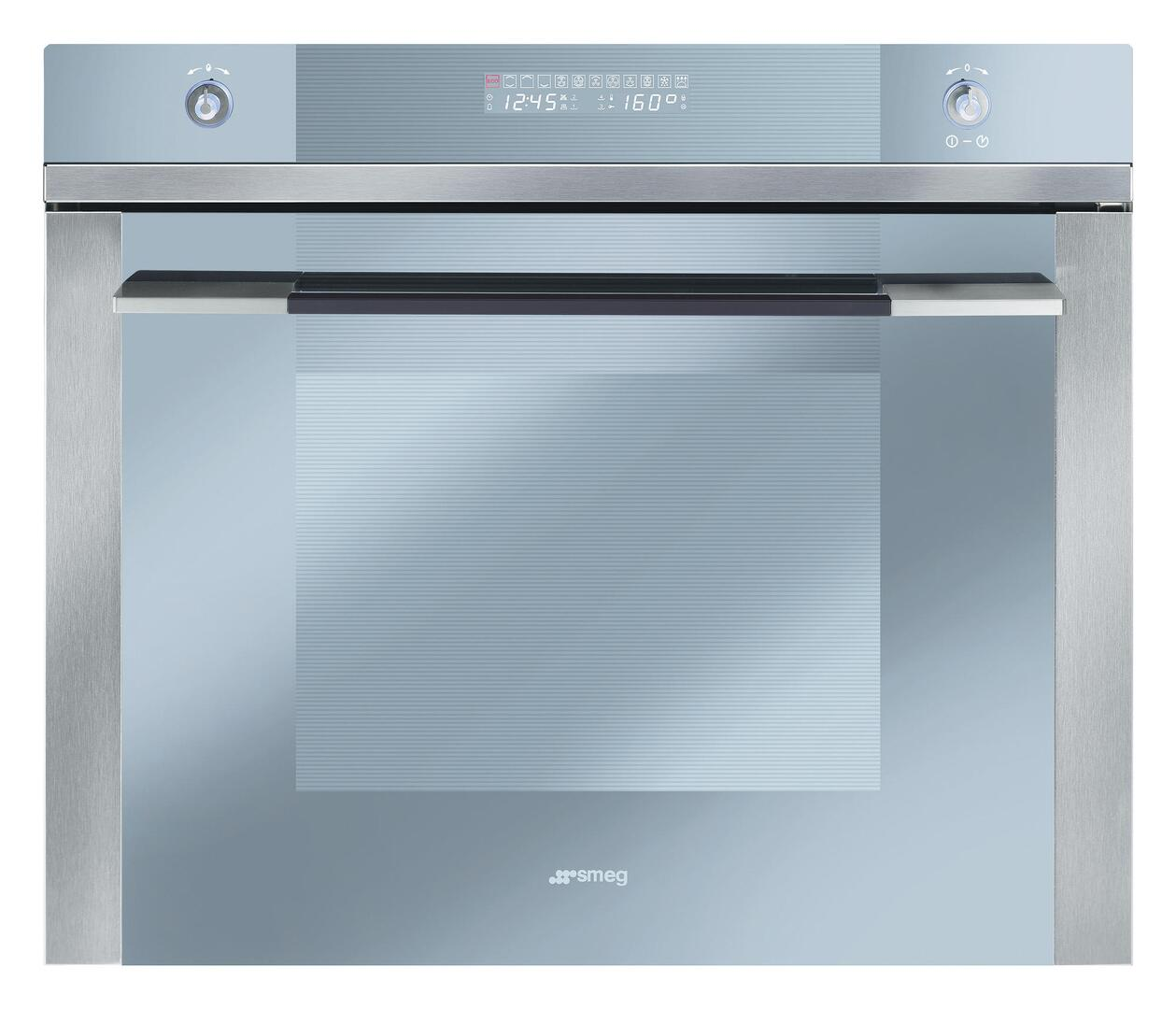 Smeg Sc712u 27 Inch Linea Series Single Electric Wall Oven With