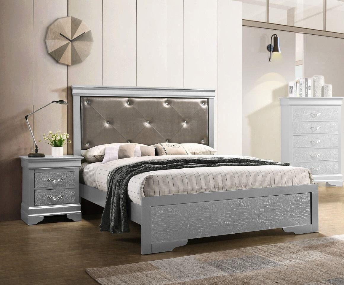 Glory Furniture Lorana 2 Piece Full Size Bedroom Set