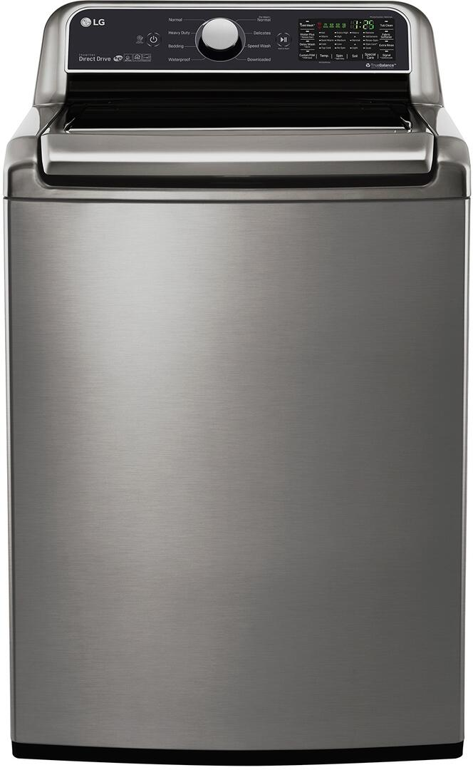 SAVE $134.27 LG WT7200CV 5 cu. ft. 27 Inch Top Load Washer