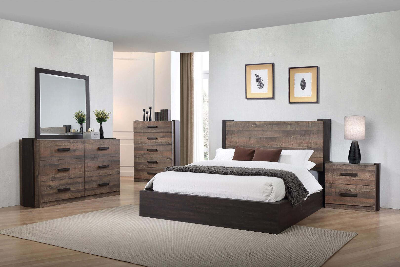 Coaster Weston Collection 206311q S5 5 Piece Bedroom Set With