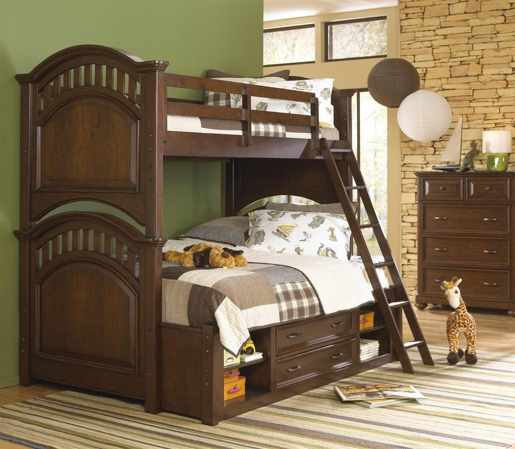 Samuel Lawrence Expedition 3 Piece Twin Size Bedroom Set
