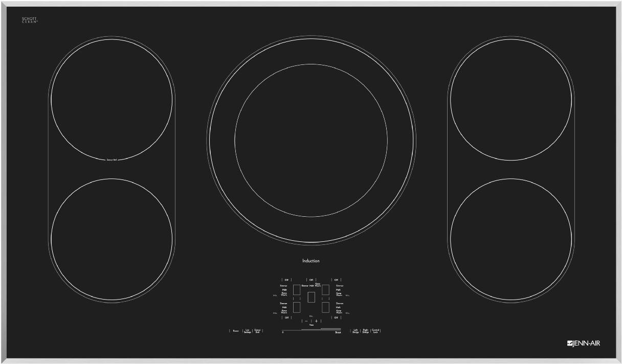 Jic4536xs 36 Inch Induction Cooktop