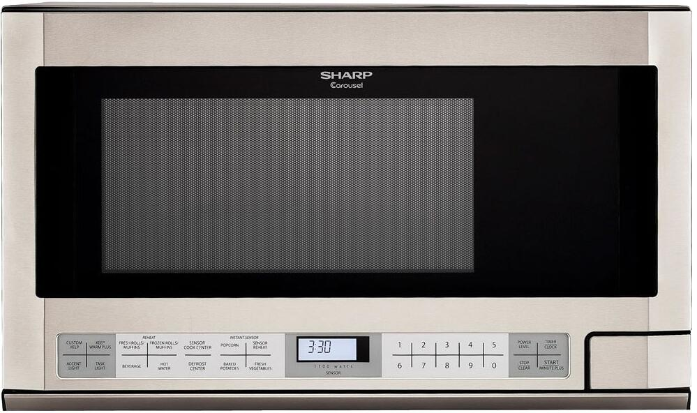 Counter Microwave With 1 5 Cu Ft