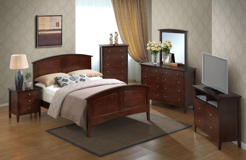 Glory Furniture Hammond Collection G5425aqb6set 6 Pc Bedroom Set