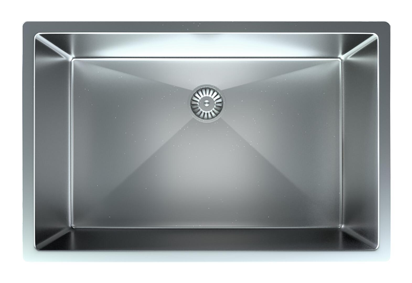 Satin Stainless Undermount Kitchen Sink