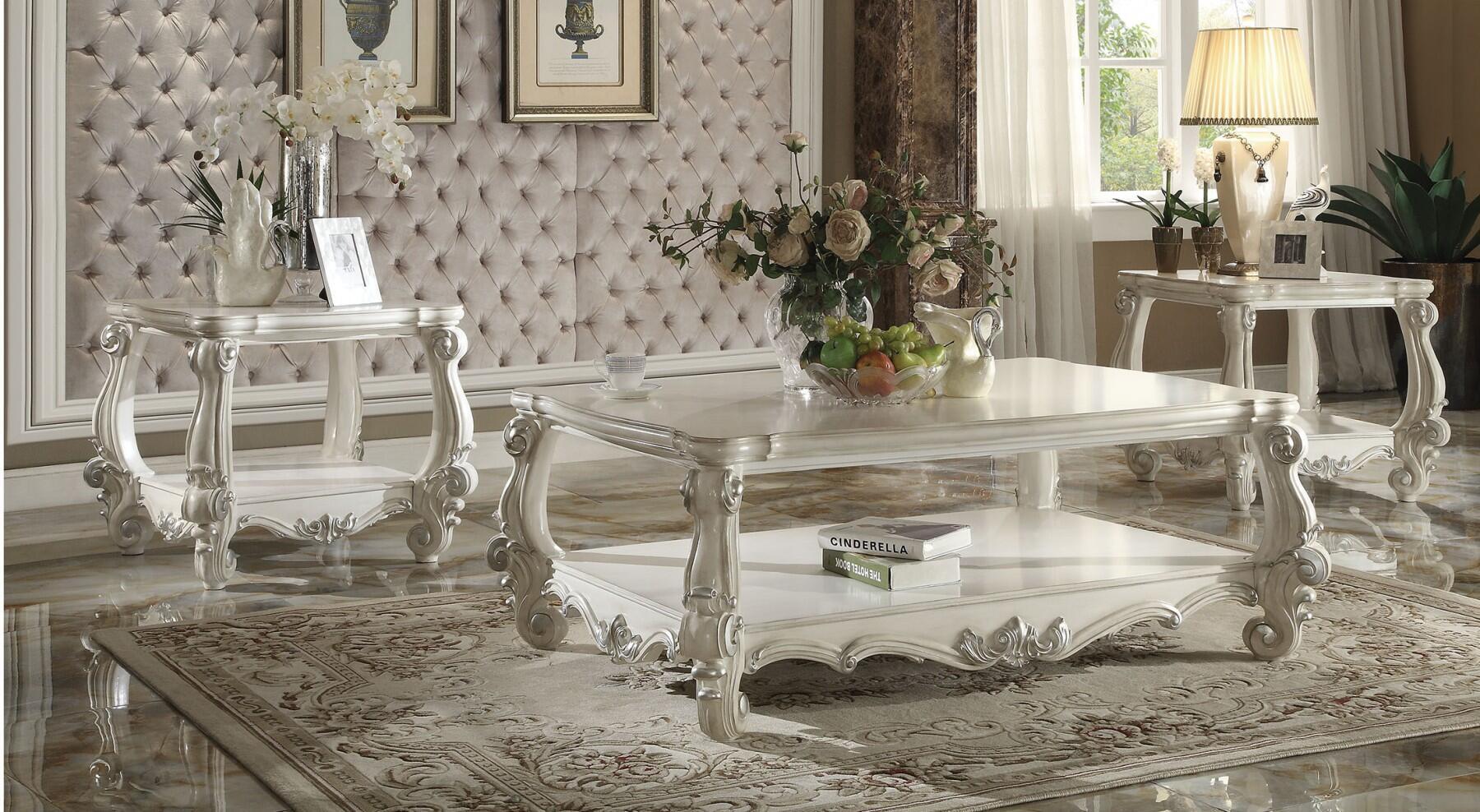 Acme Furniture 821233pc Versailles 3 Pc