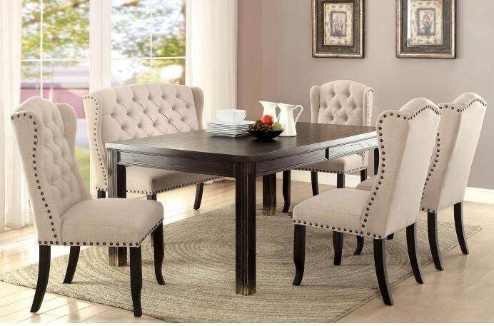 Furniture of America CM3324BKT